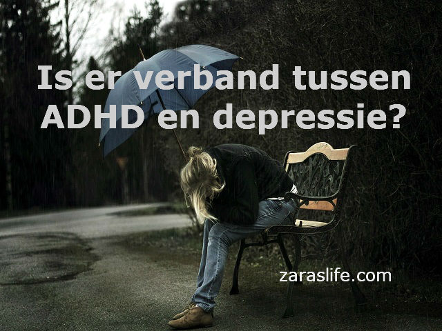 Is er verband tussen ADHD en depressi