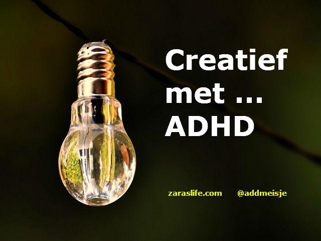 Creatief met ... ADHD